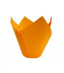 Tulipas Para Muffins Naranjas