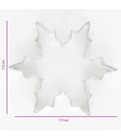 Cortador, Cristal de Hielo 7,5cm.