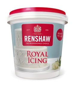 Renshaw Glasa Real (Royal Icing) -400g-
