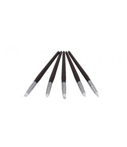 Paskolor, Pinceles De Silicona Para Modelaje