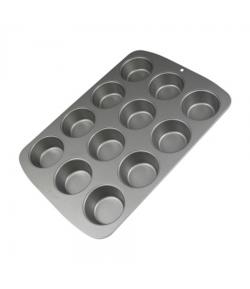 Molde De Acero Para 12 Cupcakes PME