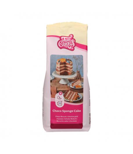 FunCakes Preparado para Bizcocho de Chocolate 1kg