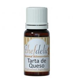 Aroma Concentrado Chefdelice - Tarta De Queso 10 ml