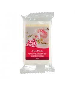 FunCakes Pasta de Goma Blanca-250g-