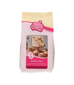 FunCakes Preparado para Crema Mantequilla (Buttercream) 500g.r.