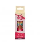 FunCakes Edible FunColours Gel - Brown 30g