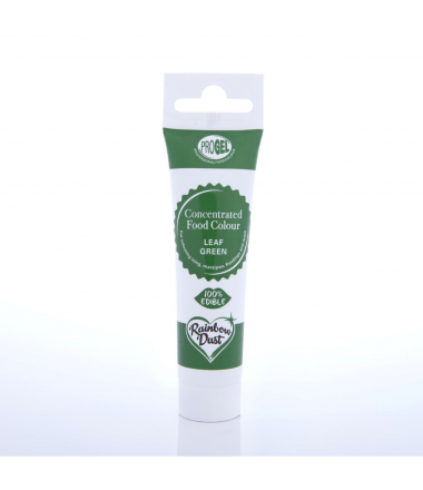 RD ProGel® Concentrated Colour - Leaf Green - Blisterpack