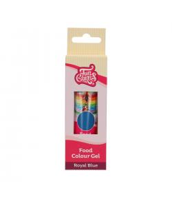 FunCakes Colorante en Gel, Royal Blue 30g, FunColours