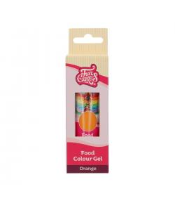 FunCakes Colorante en Gel, Orange 30g, FunColours