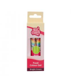 FunCakes Colorante en Gel, Verde Claro 30g, FunColours