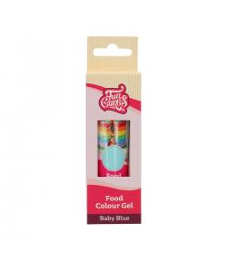 FunCakes Colorante en Gel, Baby Blue 30g, FunColours