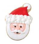 Wilton Cortador Agarre Suave, Santa Claus